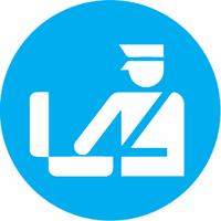 Delavci v carinski službi